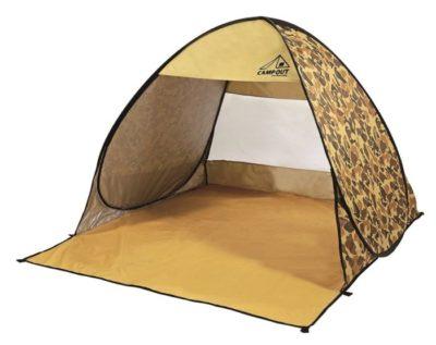CAPTAIN STAG ビーチテント キャンプアウト ポップアップテント