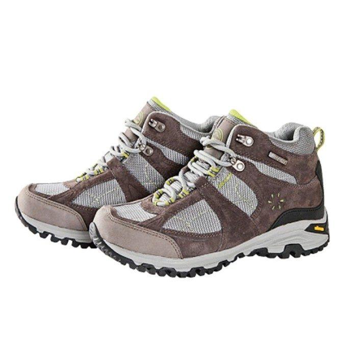 ハナガル 登山靴 ミドルカット