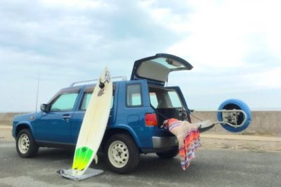 サーフィンの体験スクールに行ってみよう!