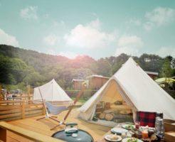 気軽で豪華なキャンプ!話題の「グランピング」の魅力に迫る
