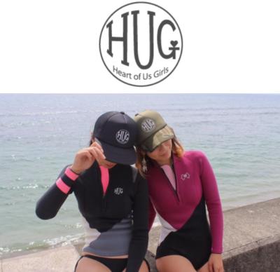 HUG Wetsuits(ハグウェットスーツ)